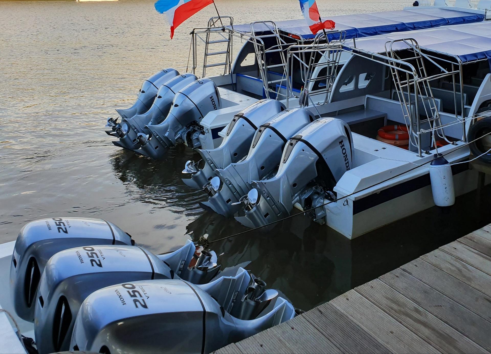 Victormax Honda Marine Engines